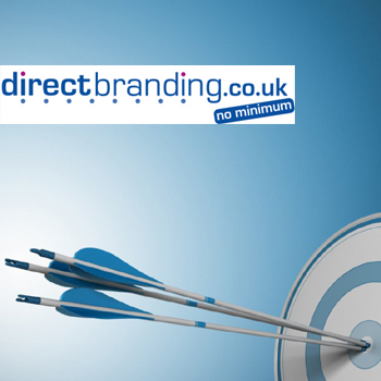 Direct Branding.co.uk, small order promotional merchandise